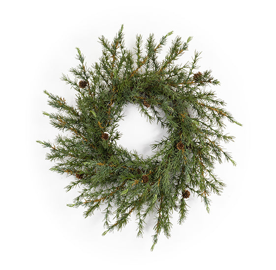 Pine Spray Wreath