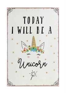 Today I Will Be A Unicorn