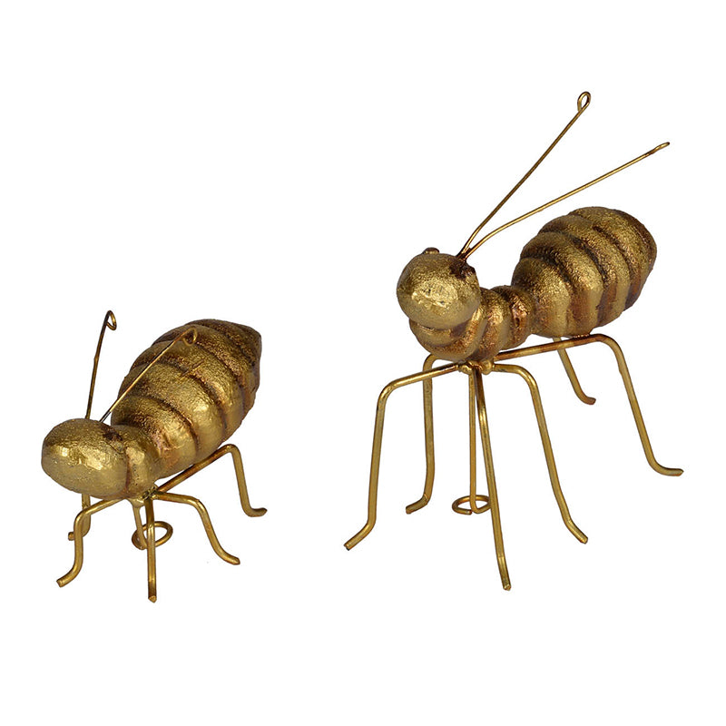 Gold Ants