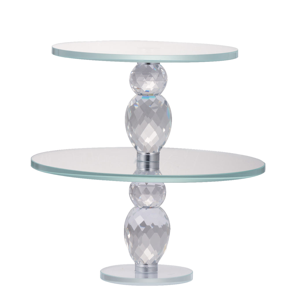 Monique Two Tier Cake Stand