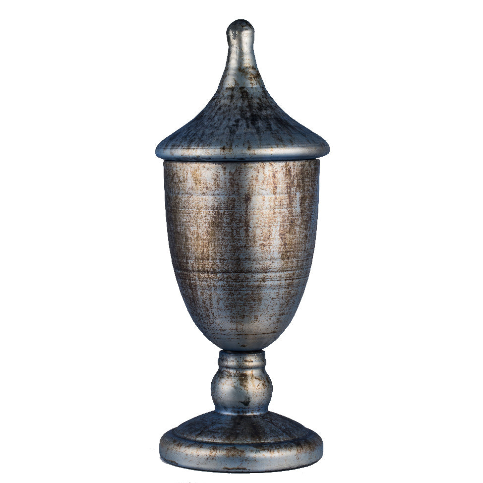 Lidded Trophy Finial