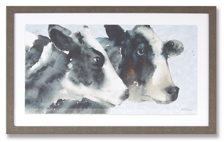 Cow/Sheep Print