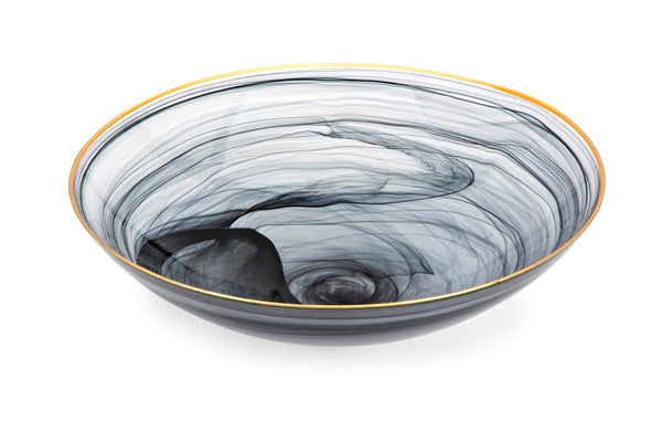 Yorkshire Swirling Glass Bowl