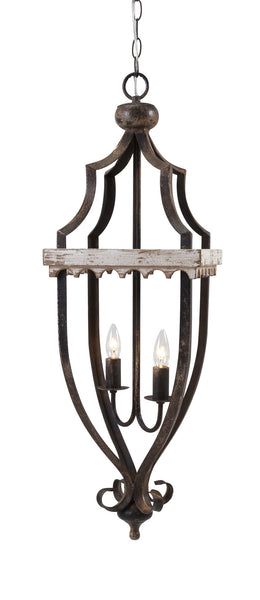 Victoria Chandelier - Paul Michael Company