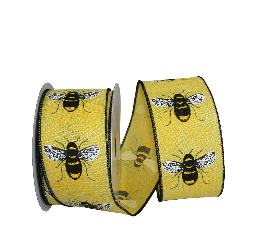 Queen Honey Bee Ribbon