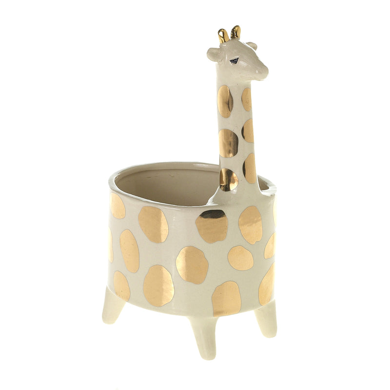 Graham the Giraffe Planter