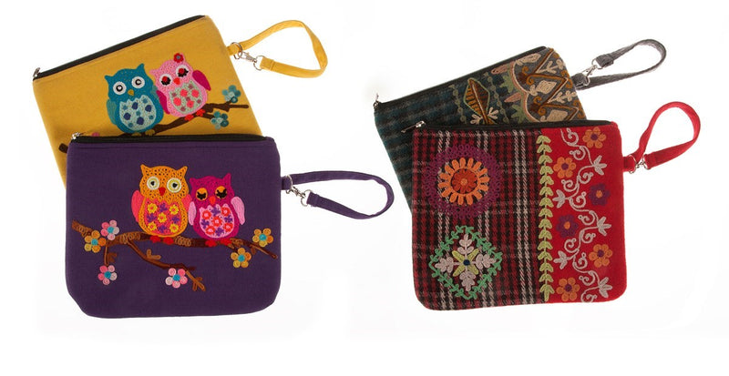 Decorative Tablet Pouches