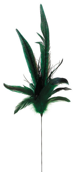 Going Green Feather Spray