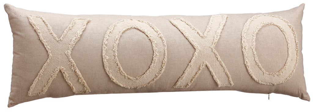 XOXO Love Lumbar Pillow