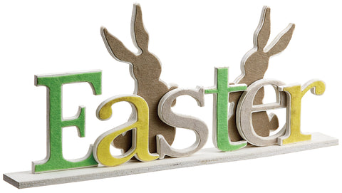 Tabletop Easter Sign