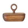 Wooden Salt and Pepper Container