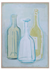 Framed Still Life Bottle Prints