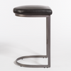 Black Rafa Counter Stool