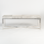 Neutral Hide Scottsdale Bench