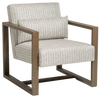Soho Twill Occasional Chair