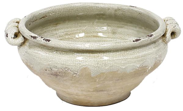 Kinner Bowl with Handles