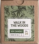 7oz Walk in the Woods Scented Candle
