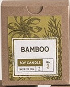 7oz Bamboo Scented Candle