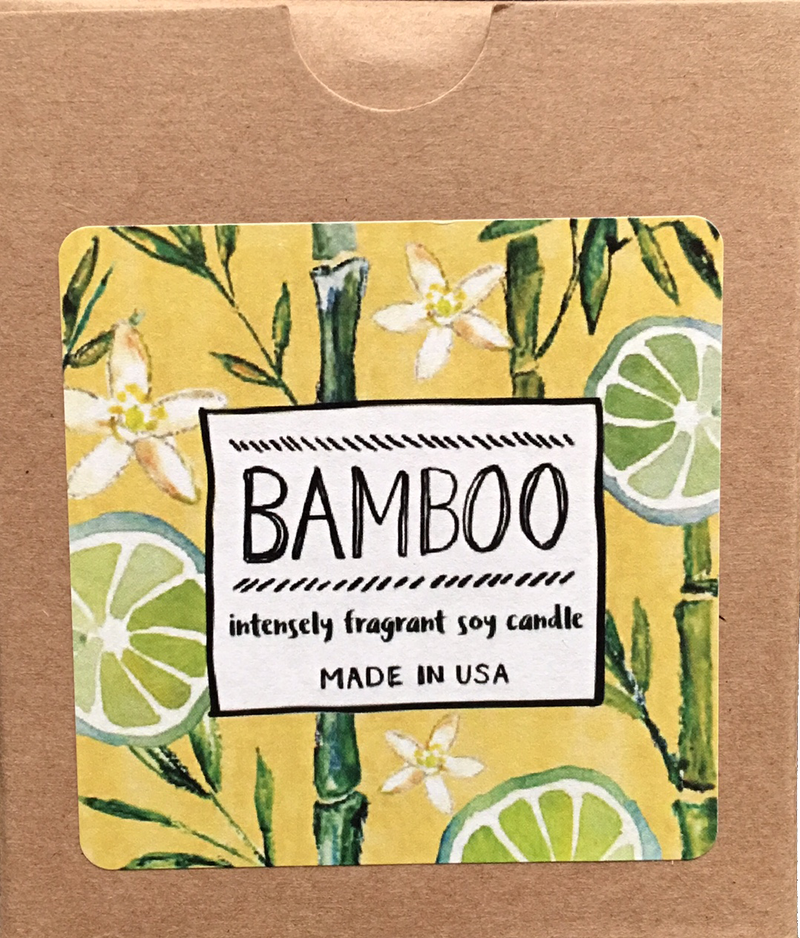 Bamboo Scented Candle 7oz