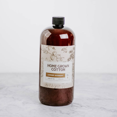 Homegrown Cotton Laundry Detergent