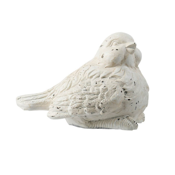 Lila Bird Figurine