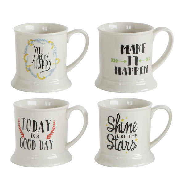 Happy Mugs