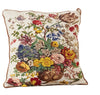 Printed Floral Pillow