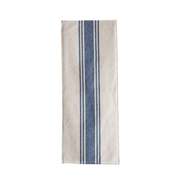 Cotton Canvas Blue Runner