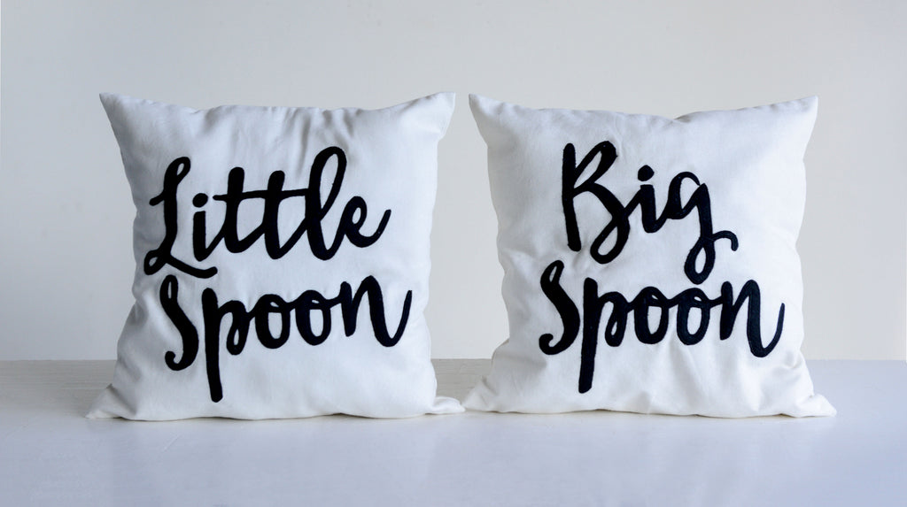 Spoon Pillows