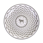 Farm Animal Stoneware Salad Plate