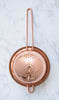 Quart Copper Strainer