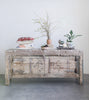 Kamile Distressed Console Table
