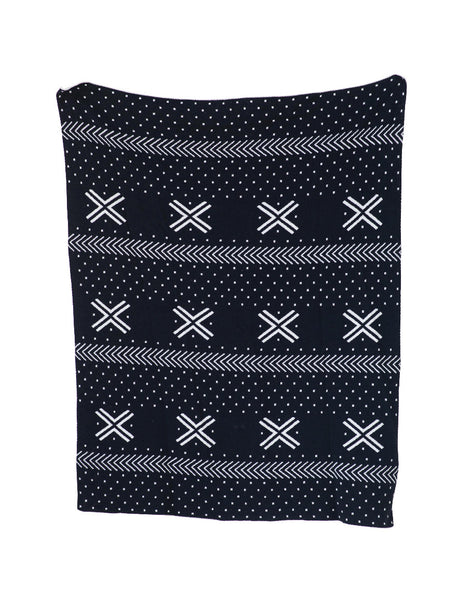 X Marks the Dot Blanket