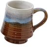 Glazed Lake House Coffee Mugs