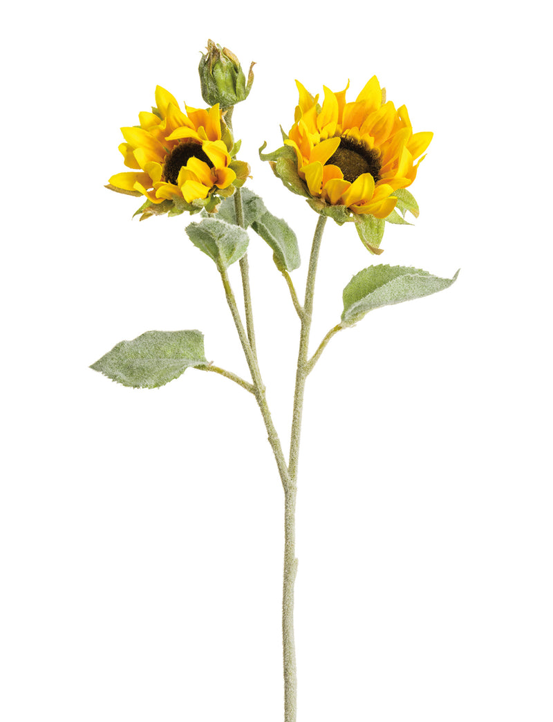 Yellow Sunflower Spray