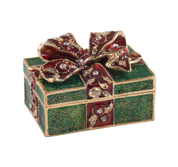 Jeweled Gift Box