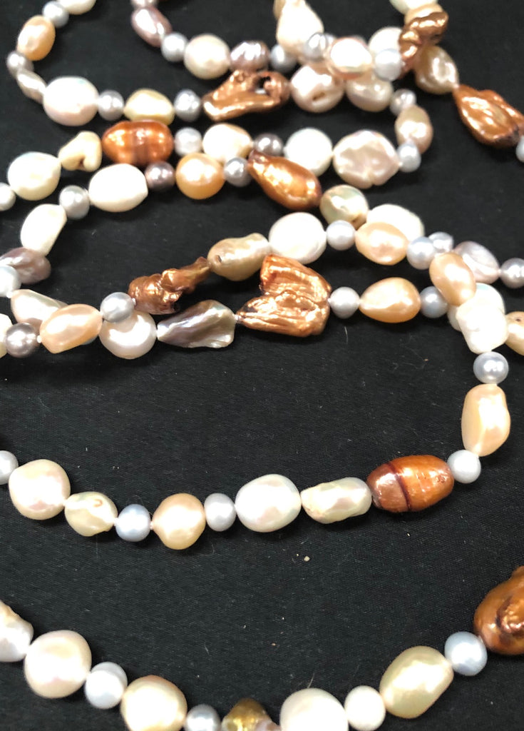 Fresh Water Pearl Strands