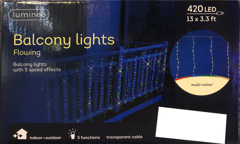LED Multi Curtain Lights
