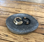 Natural River Stone Dish