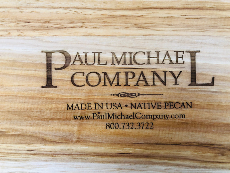Native Pecan Cutting Board