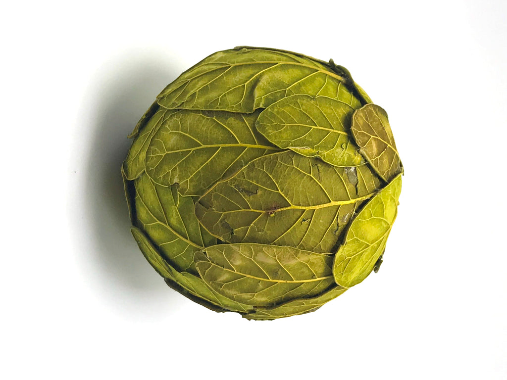 Dry Green Leaf Ball