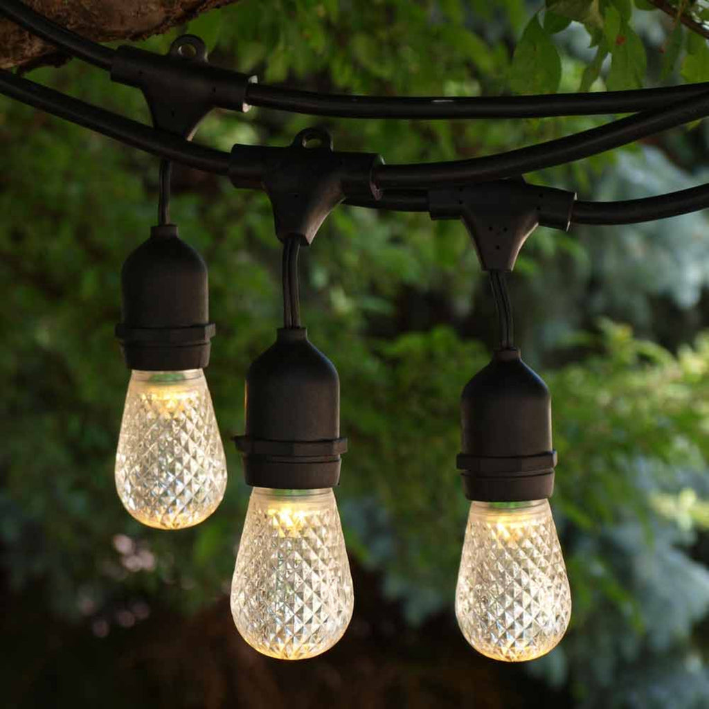 Vintage String Lights 24 Feet