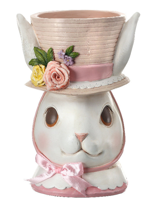 Lady Bunny Hat Planter