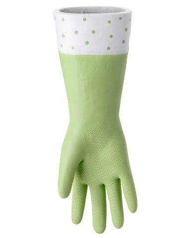 Green Glove Wall Planter