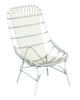 St. Martin Woven High Back Outdoor Chair