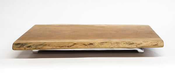 Live Edge Cherry Cutting Board 23in - Paul Michael Company