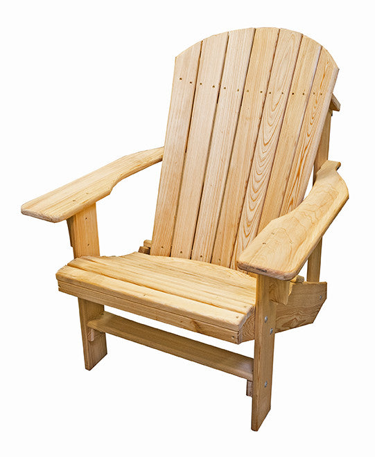 Cypress Adirondack Chair - Paul Michael Company