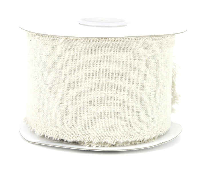 Natural Muslin Ribbon