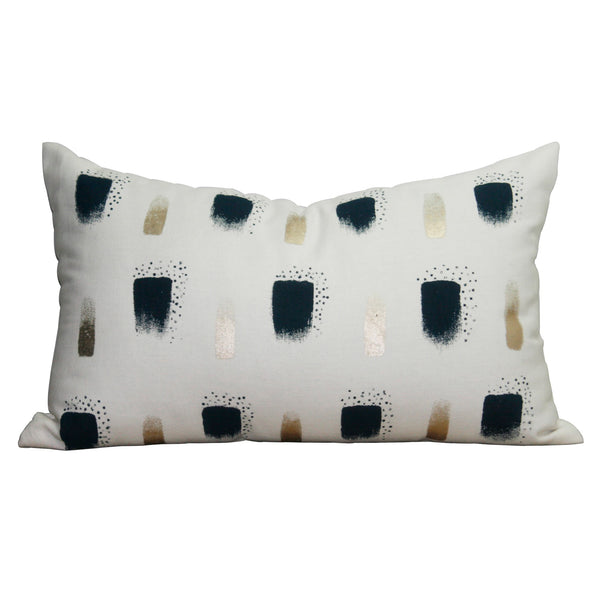Prudence Lumbar Throw Pillow
