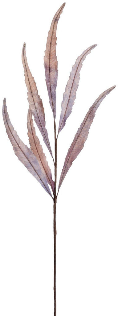 Pink Willow Leaf Spray